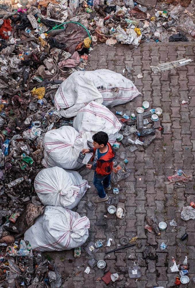 In vielen Alltagssituationen können wir nicht auf recycelbare Verpackungen verzichten