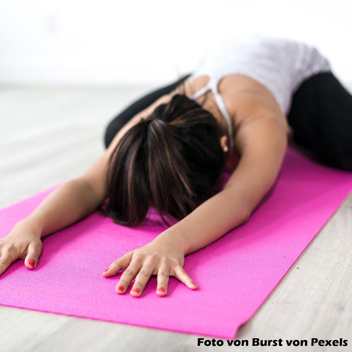 Beckenbodenübungen und Physiotherapie
